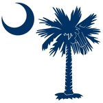 palmetto tree crescent pictures to pin on pinterest tattooskid. Black Bedroom Furniture Sets. Home Design Ideas