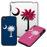 Palmetto Moon iPhone iPad Cases